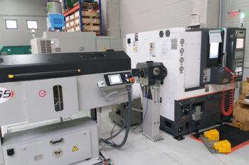 CNC machining @ Victor machine