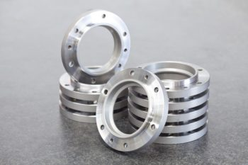 CNC machining parts flange
