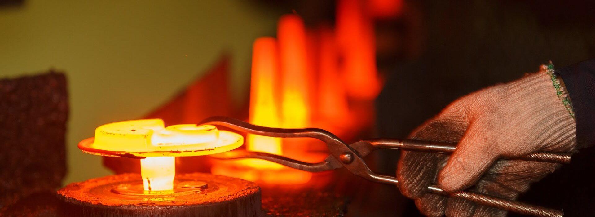 Forging part